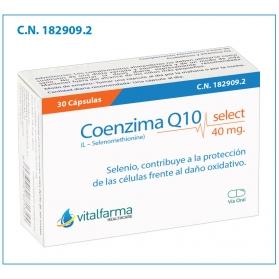 Vitalfarma Coenzima Q10...