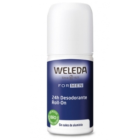 Weleda Men desodorante 24H roll-on 50 ml