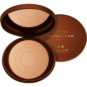 Esthederm polvos Maquilladores con protección solar 15 gr