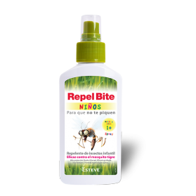 Repel bite niños spray repelente  100 ml