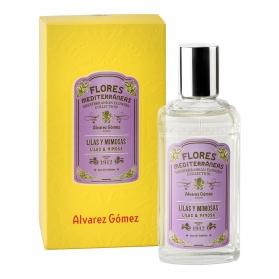 Flores mediterraneas alvarez gomez lilas y mimosas spray 150 ml