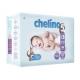 Pañales Chelino Fashion&Love doble núcleo Talla 3 4-10 kg 36 uds