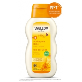 Weleda Baby aceite de Caléndula 200 ml