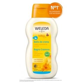 Weleda Baby baño de crema de Caléndula 200 ml