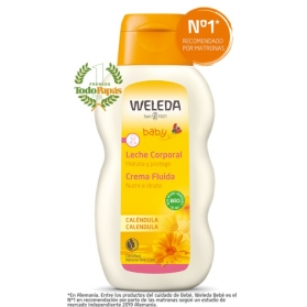 Weleda Baby leche corporal de Caléndula 200 ml