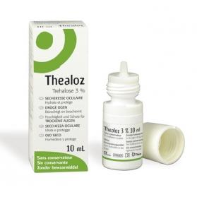 Thealoz lágrimas protectoras, hidratantes y antioxidantes 10 ml