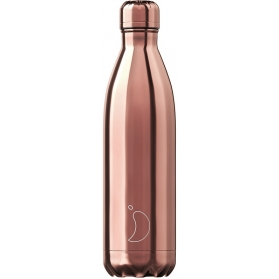 Chilly's Bottle Chrome Rose...