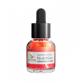 Armonía Aceite Facial Nutritivo con Astaxantina y Argán 15 ml