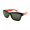 Farmamoda gafa de sol infantil polarizada refs830 roja y negra