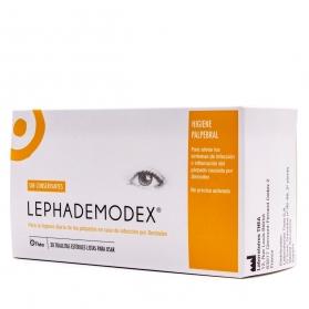 Lephademodex 30 toallitas estériles