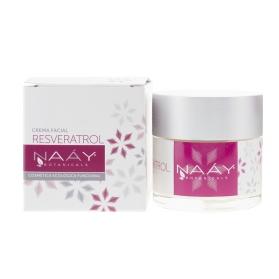 Naáy crema facial resveratrol 50 ml sin perfume