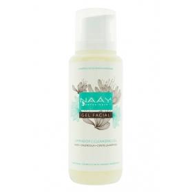 Naáy gel facial limpiador caléndula y centella asiática 200 ml
