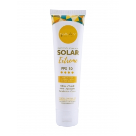 Naáy crema solar extreme fps 50+ aloe+coco+aguacate 100 ml