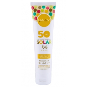 Naáy crema solar kids fps 50+  aloe, karité y coco 100 ml
