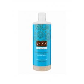 Naáy shampoo champú equilibrante aloe,ortiga,bardana y salvia 500 ml