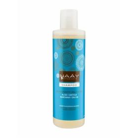 Naáy shampoo champú equilibrante aloe,ortiga,bardana y salvia 250 ml