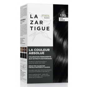 Lazartigue tinte natural la couleur absolue 1.00