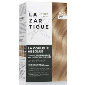 Lazartigue tinte natural la couleur absolue 8.00