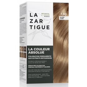 Lazartigue tinte natural colour absolute 7.30