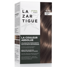 Lazartigue tinte natural colour absolute 8.30