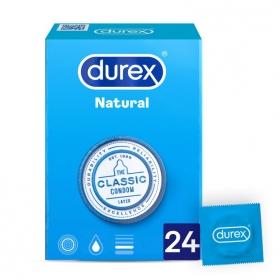 Durex Natural 24 preservativos