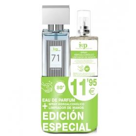 Pack iap pharma nº71 150 ml + spray hidroalcohólico