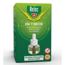 Relec día y noche antimosquitos eléctrico recambio