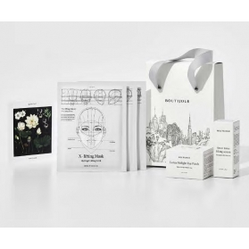 Boutijour AGE FREE Kit X-Lifting Mask + Melight  Eye + Snow Lotus Sérum