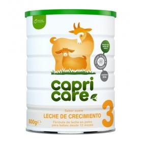 Capricare 3 leche de cabra de crecimiento desde los 12 meses 800 g