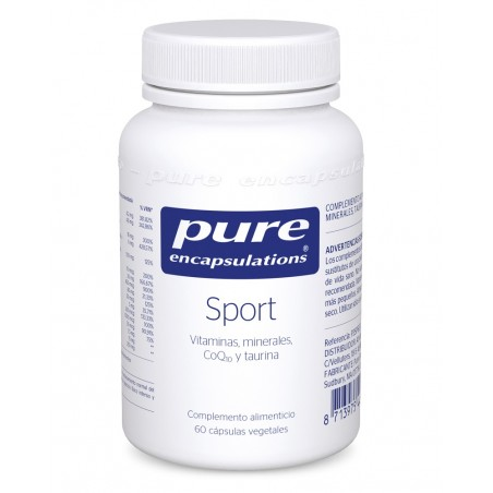 Pure Encapsulations Sport...