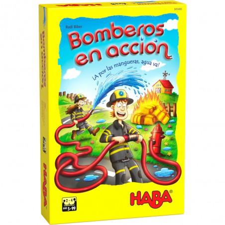 HABA Bomberos en Acción...