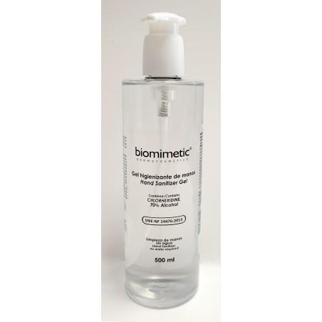 Biomimetic gel Higienizante...