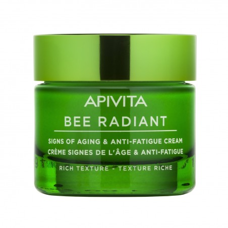Apivita Bee Radiant Crema...
