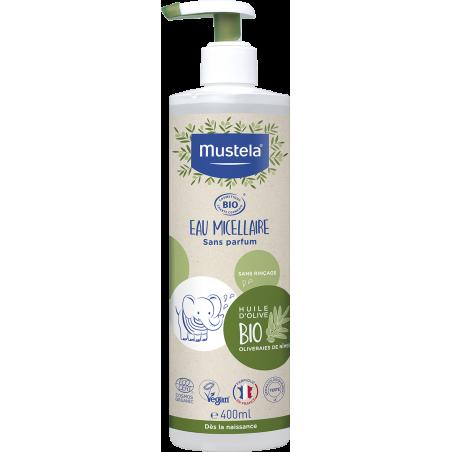 Mustela BIO Agua micelar...