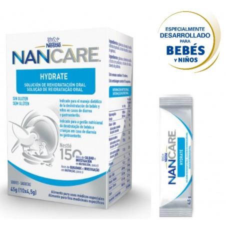 NanCare Hydrate 10 sobres...