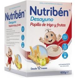 Nutribén Desayuno Papilla...