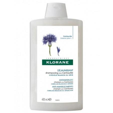 Klorane Centaurea champú...