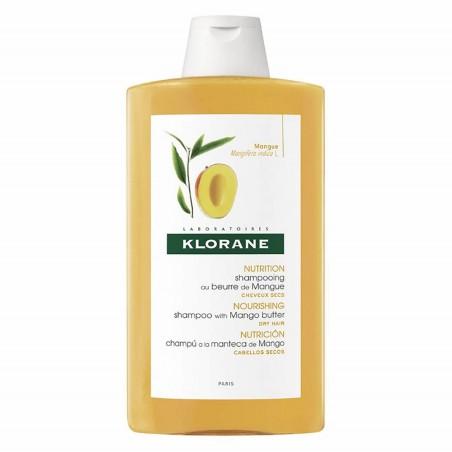 Klorane Mango champú 400 ml...