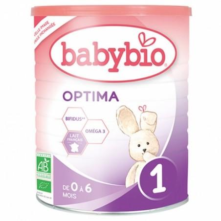 Babybio Optima 1 800 g...