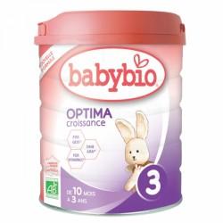 BabyBio 3 Optima leche...