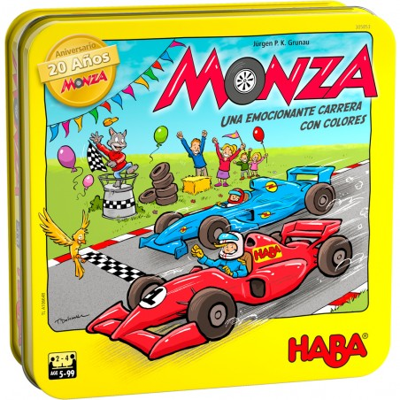 Haba Monza Edición 20...