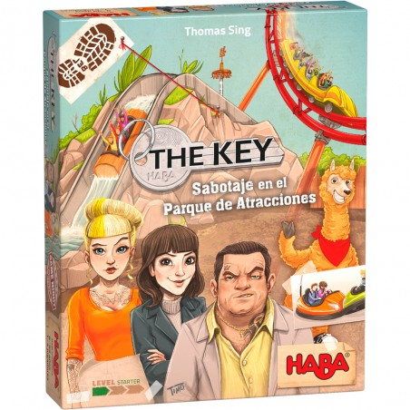 Haba The Key Sabotaje en el...