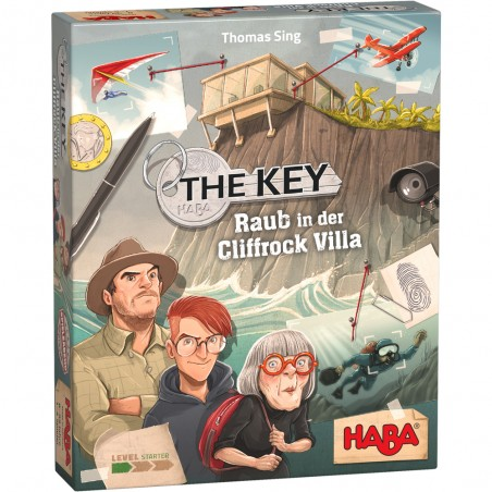 Haba The Key Robo en la...