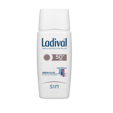 Ladival Urban Fluid SPF50+...