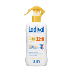 Ladival Spray Niños SPF50+...