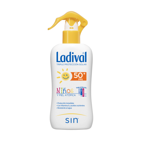 Ladival Spray Niños SPF50+...