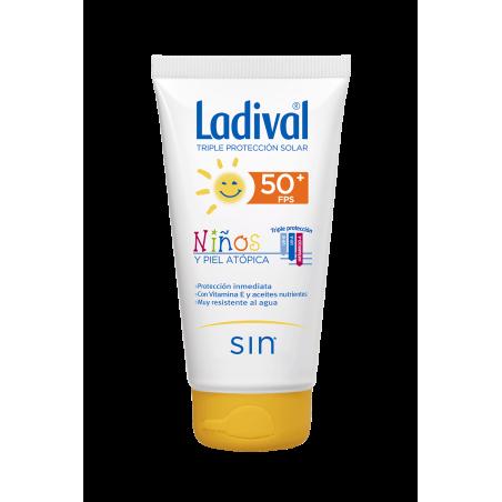 Ladival Niños Leche SPF50+...
