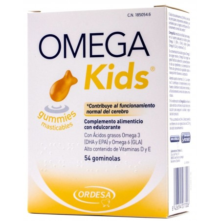 Omega Kids Gummies 54...
