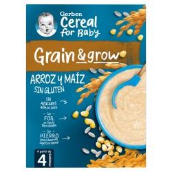 Gerber Maiz y Arroz sin...