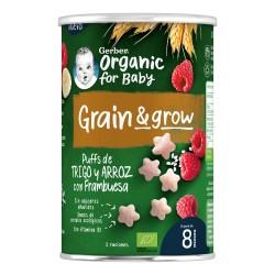 Gerber Snack Organic Trigo...